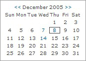 リアルタイムカレンダープラグイン