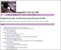 Magpie RSS のダウンロード2
