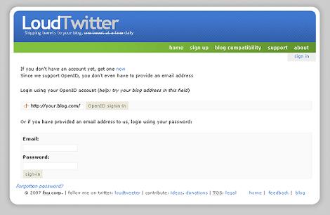 OpenIDでログインする場合の設定