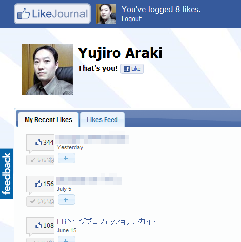 LikeJournal