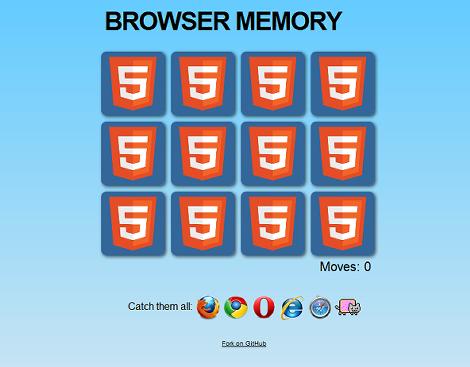 Browser Memory