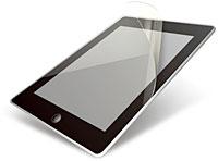 iPad 2012/iPad2対応液晶保護フィルム(ブルーライトカット光沢) TB-A12FLBLG