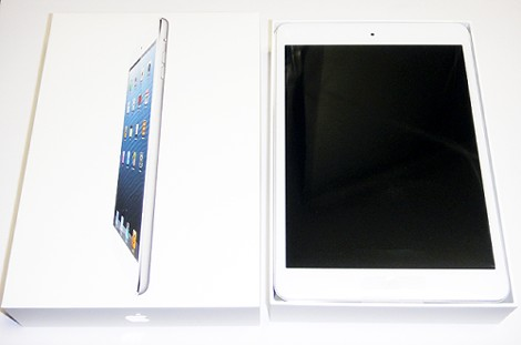 iPad mini本体