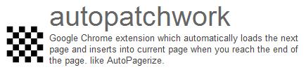 AutoPatchWork
