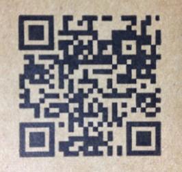 評価用QRコード