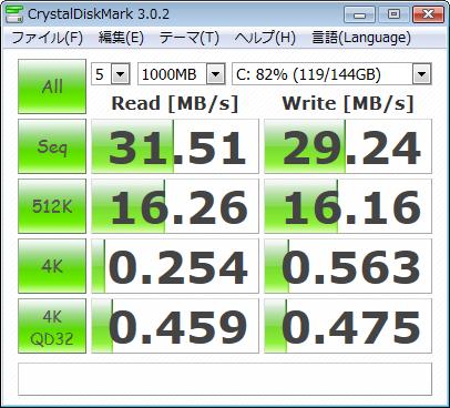 SSD化前