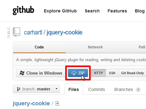 jquery-cookie