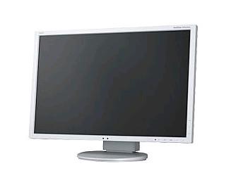 日本電気 24.1型ワイド液晶ディスプレイ(白) LCD-EA244WMI