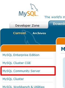 MySQLのサイト
