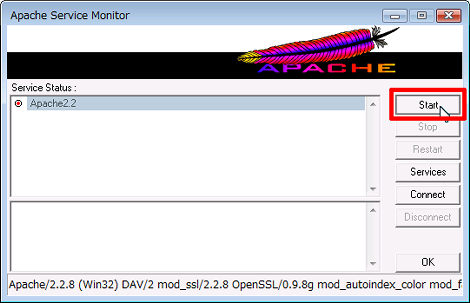 Apache Server Monitor