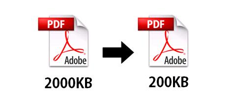 PDFのファイルサイズを縮小