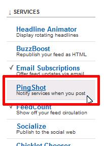 PingShot