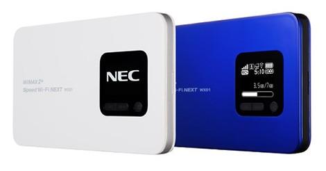 NEC WX01