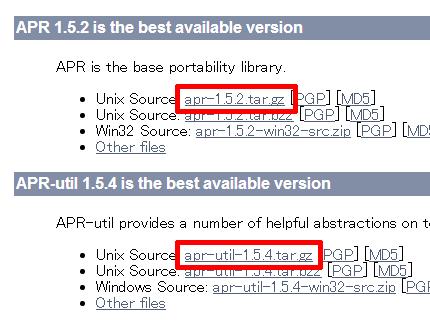 Apache Portable Runtime
