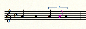 8分音符も入力