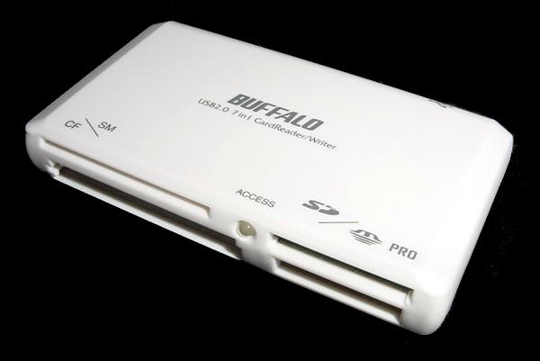USB2.0 カードリーダ/ライター