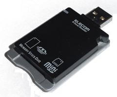 USB カードリーダ